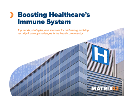 Free eBook! 8 Innovative Approaches To Protect Your Healthcare Patient Data