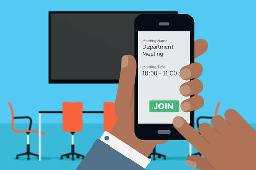 Return to Work & Connect with Employees through Touchless Meetings