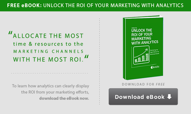 Unlock the ROI of Your Marketing With Analytics
