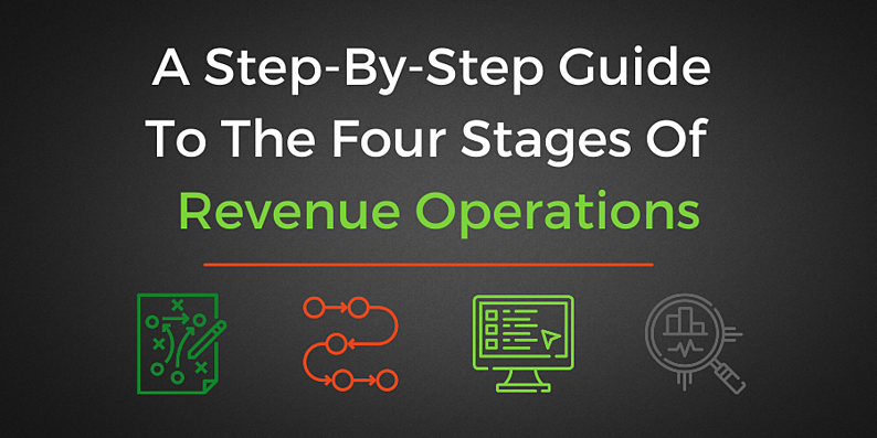 A Step-By-Step Guide To The Four Stages Of Revenue Operations