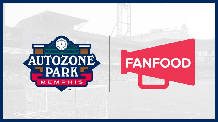 [Press Release] AutoZone Park brings FanFood to Fans of Memphis 901 FC and Memphis Redbirds