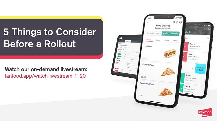 5 Things to Consider Before Rolling Out Mobile Ordering