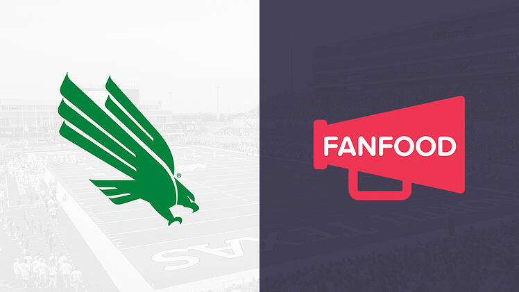 [Press Release] University of North Texas Partners with FanFood to Bring Mobile Ordering to its Facilities