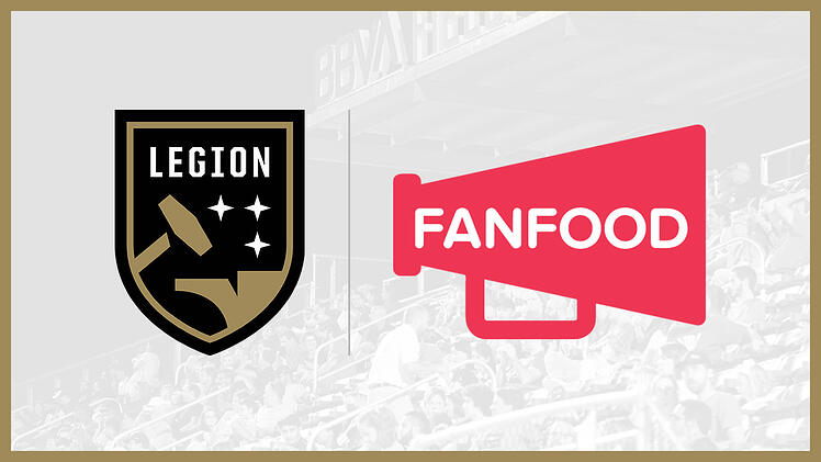 [Press Release] Birmingham Legion FC partners with FanFood Ahead of its Return to Play