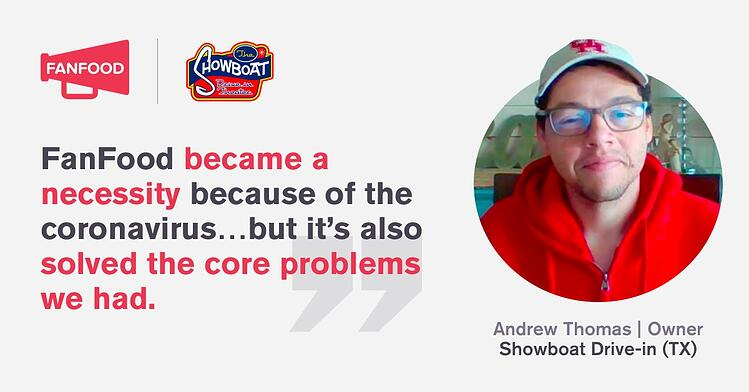 How Showboat Drive-In Uses Mobile Ordering to Generate Revenue During COVID-19