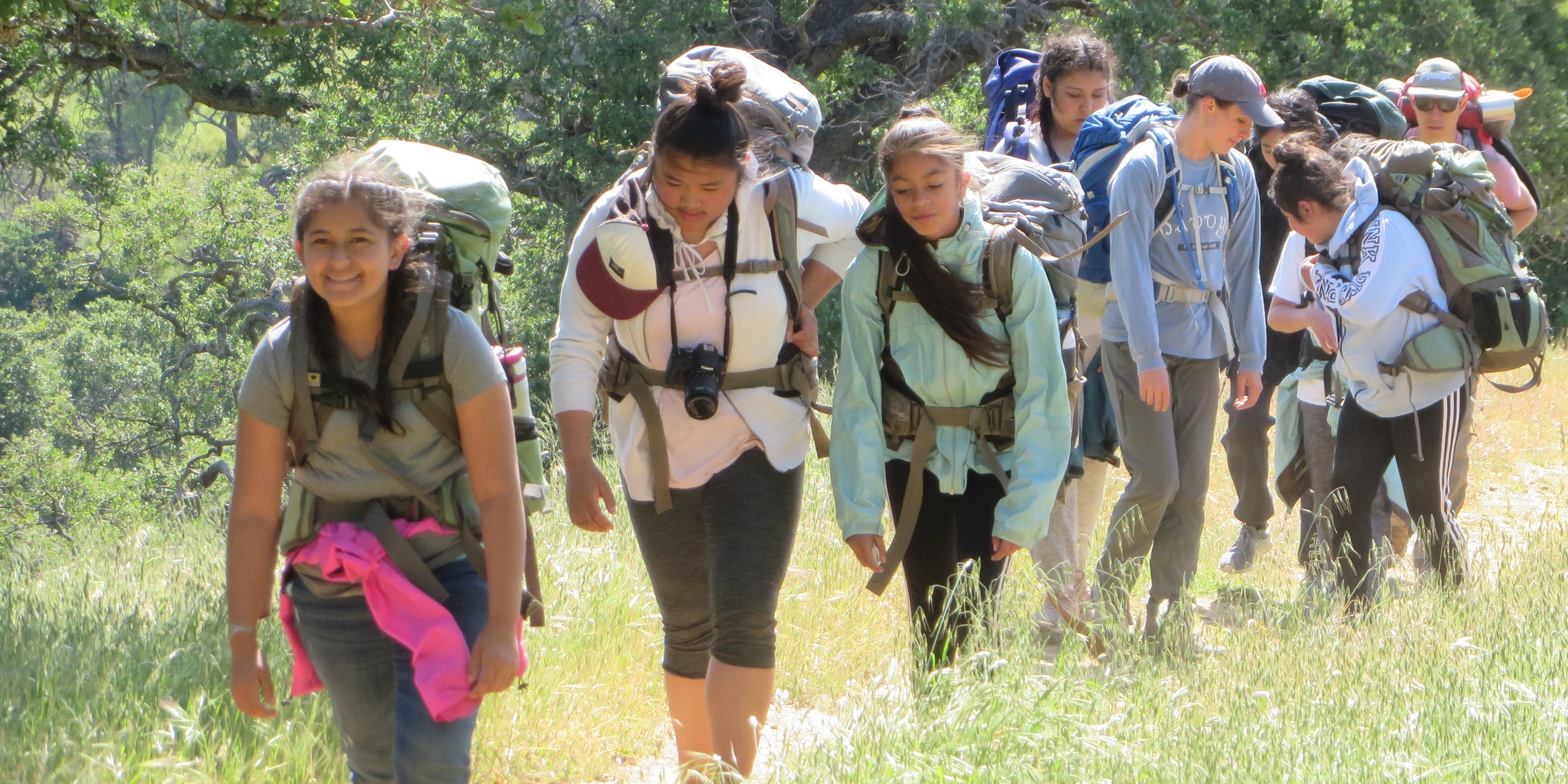 Earth Island Institute - Bay Area Wilderness Training - 1