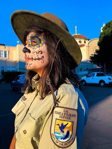 SF Mission Dia de Los Muertos Nov 2019