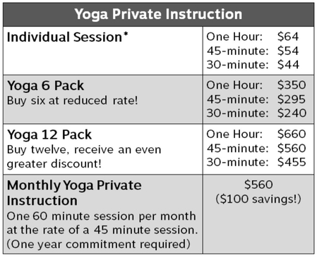 3Yoga3-Yoga Private Instruction