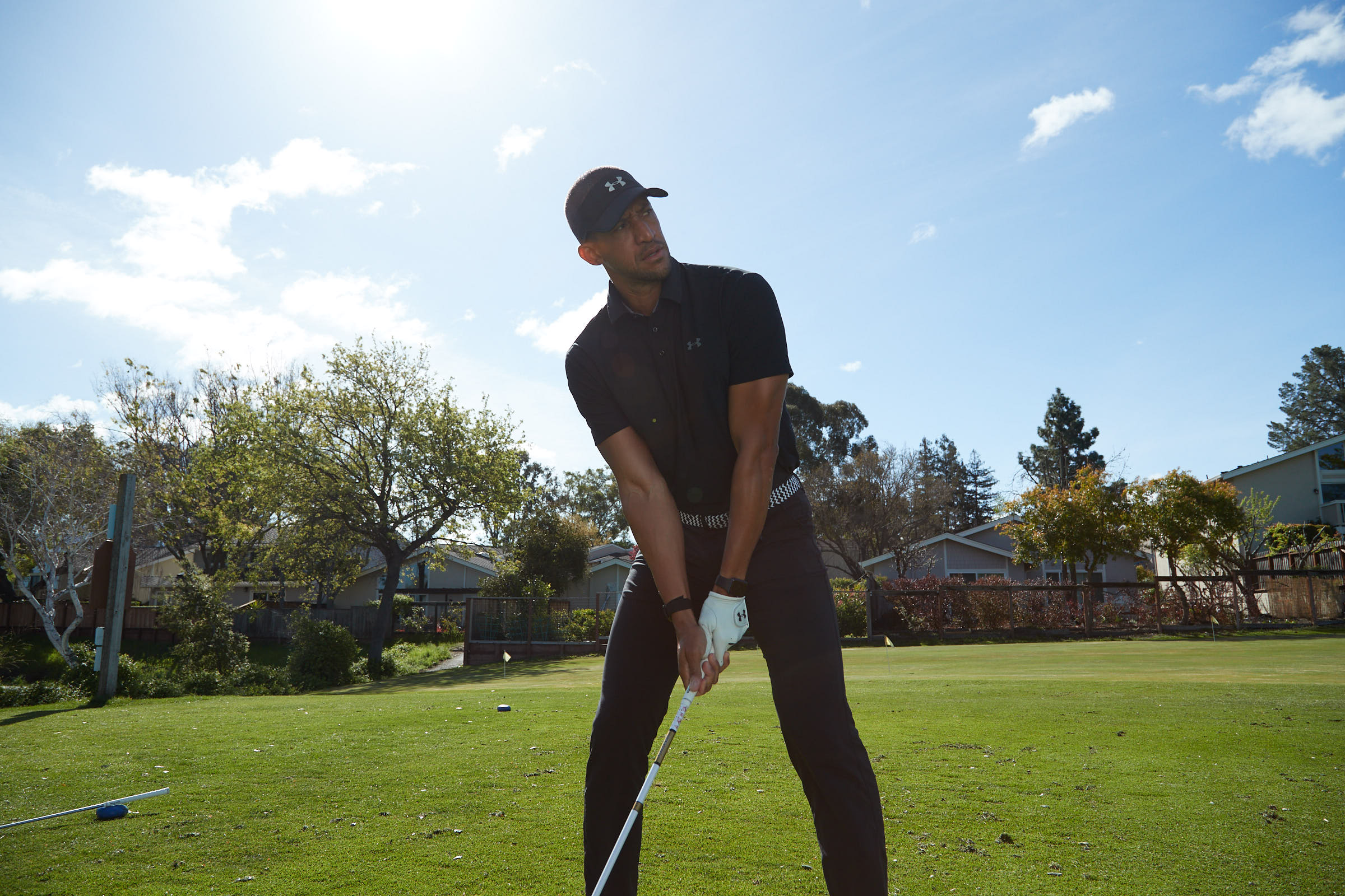 Trevor Anderson Golf