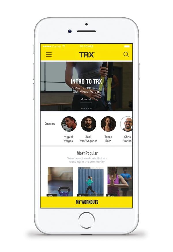 TRX App