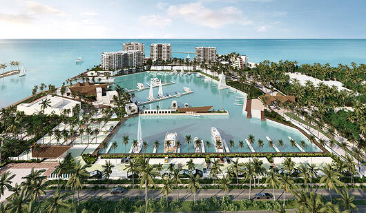 Yucalpetén Resort Marina