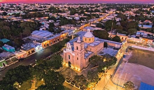 Mérida: modernidad y tradición