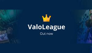 Launching ValoLeague