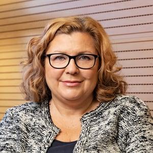 On ilo kouluttaa erilaisia ihmisiä ympäri Suomea