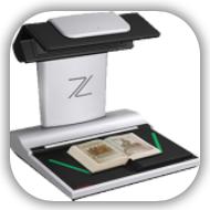 Scannx Zeutschel Scanner
