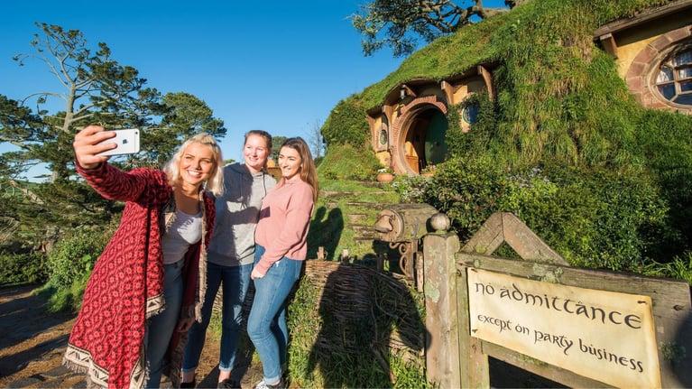 Case Study: Leadership Development Programme -Hobbiton Movie Set