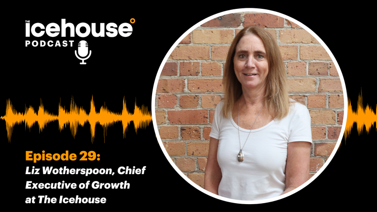 Episode 29: Liz Wotherspoon - Hosted by Bryar Stewart