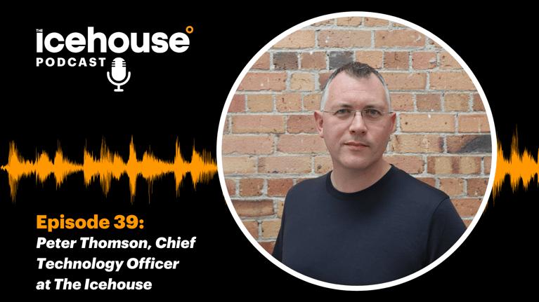 Episode 39: Peter Thomson - Hosted by Bryar Stewart