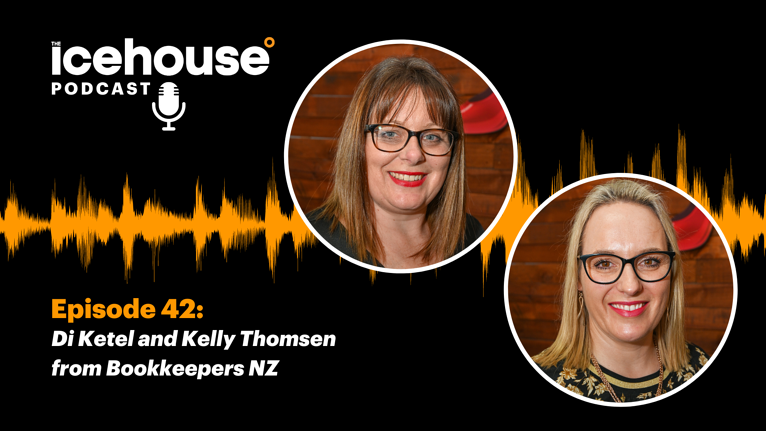 Episode 42: Bookkeepers NZ - Hosted by Bryar Stewart