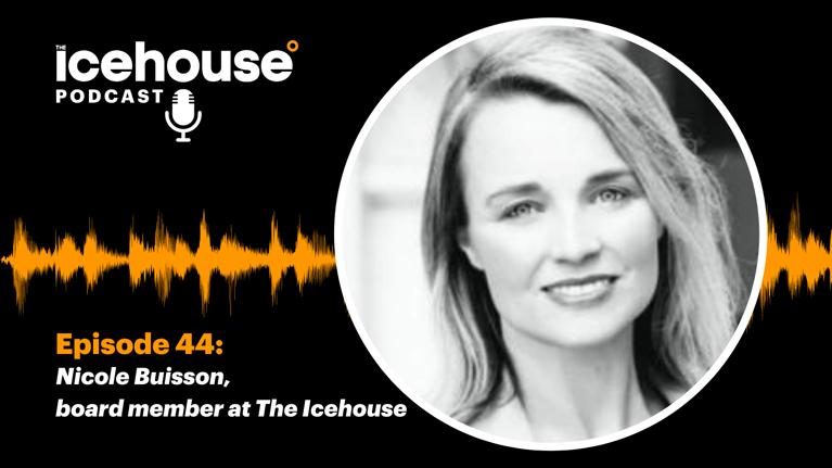 Episode 44: Nicole Buisson - Hosted by Bryar Stewart