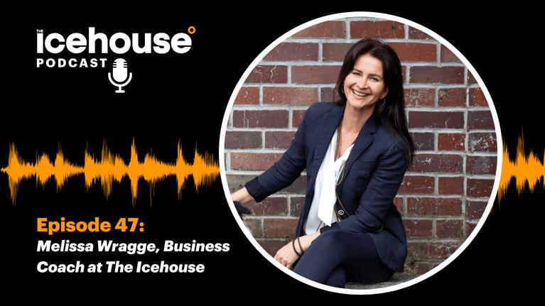 Episode 47: Melissa Wragge - Hosted by Bryar Stewart