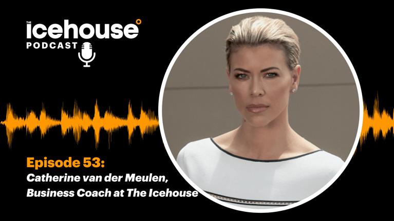 Episode 53: Catherine van der Meulen - Hosted by Bryar Stewart