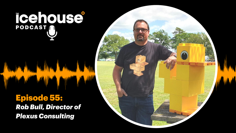 Episode 55: Rob Bull - Hosted by Maryse Dinan