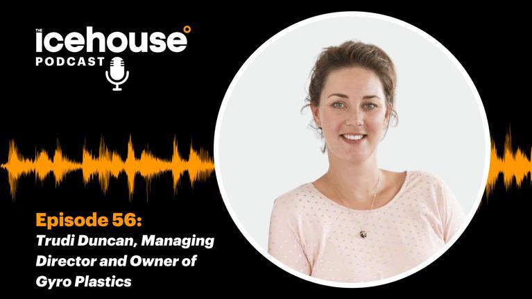 Episode 56: Trudi Duncan - Hosted by Bryar Stewart