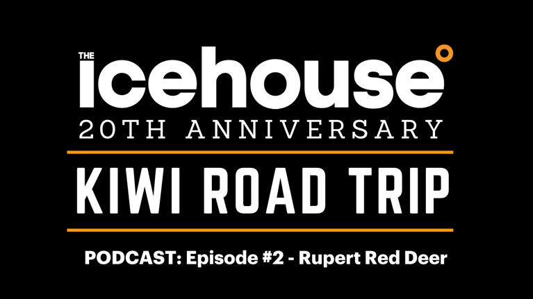 Episode 2: 20th Anniversary Kiwi Road Trip - Rupert Red Deer
