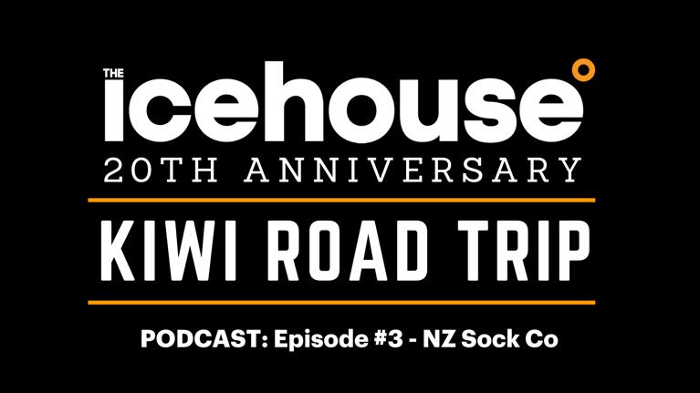 Episode 3: 20th Anniversary Kiwi Road Trip - NZ Sock Co