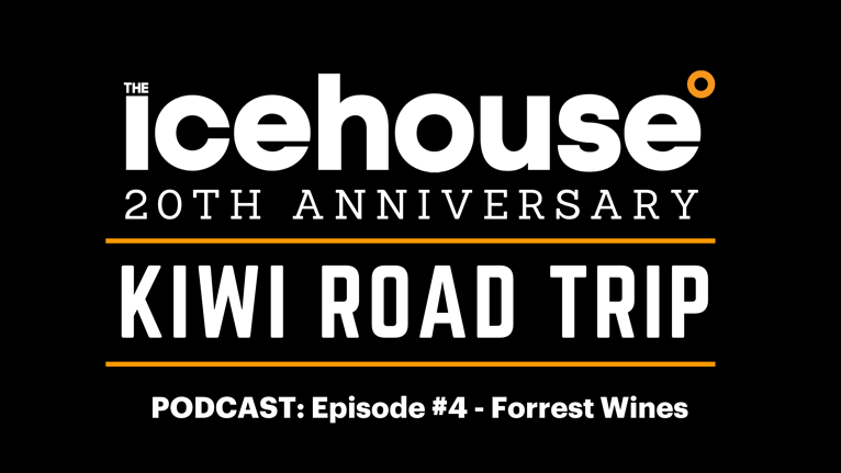 Episode 4: 20th Anniversary Kiwi Road Trip - Forrest Wines