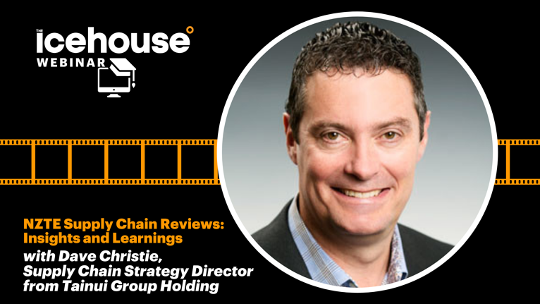 Supply Chain Reviews – Insights & Learnings in 2021 with Dave Christie