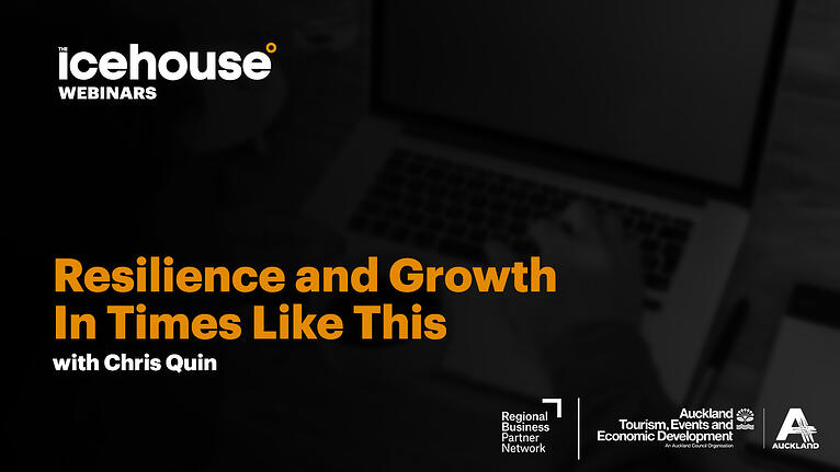 Resilience and Growth In Times Like This with Chris Quin