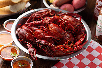 AndrewH - Webster - TX crawfish and seafood