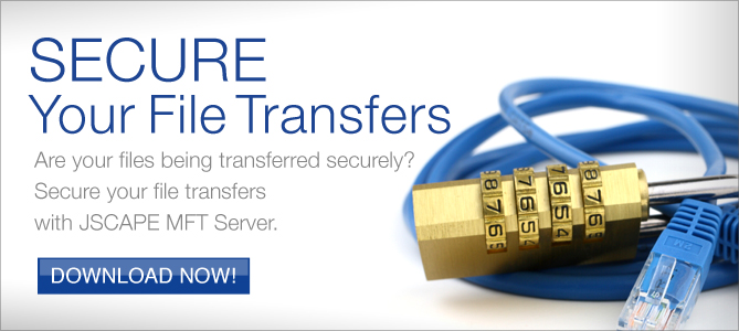 Secure Your File Transfers