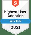 JSCAPE-G2-highest-user-adoption