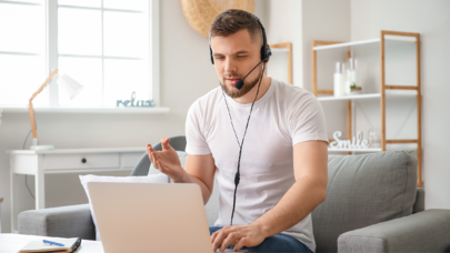 Remote agent monitor connectivity
