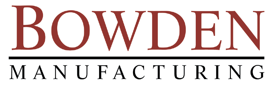 Bowden Manufacturing logo