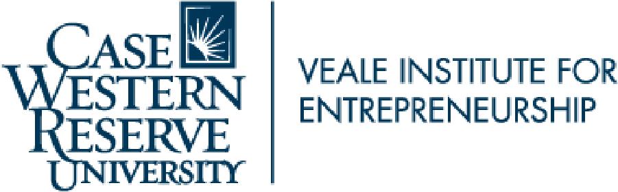 Case Western Reserve University Veale Institute logo