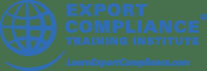Export Compliance Training Institute