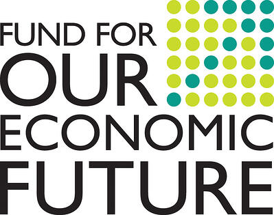 Fund for Our Economic Future logo