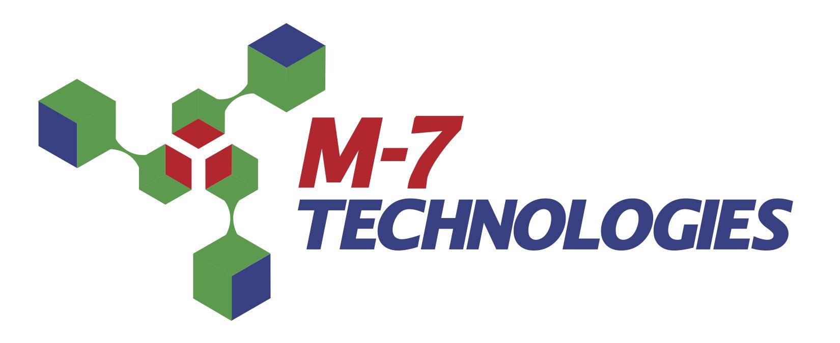 M-7 Technologies logo