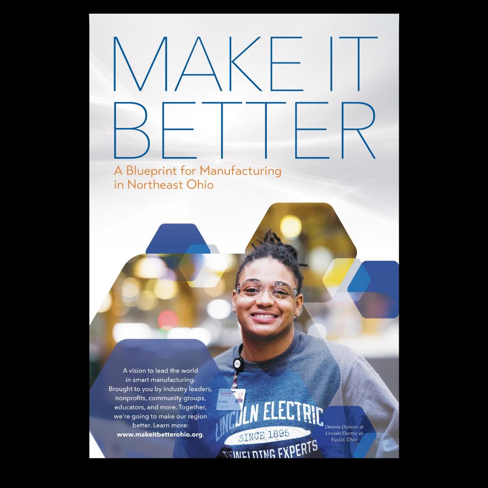 Make It Better Blueprint Report cover