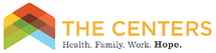 The Centers logo