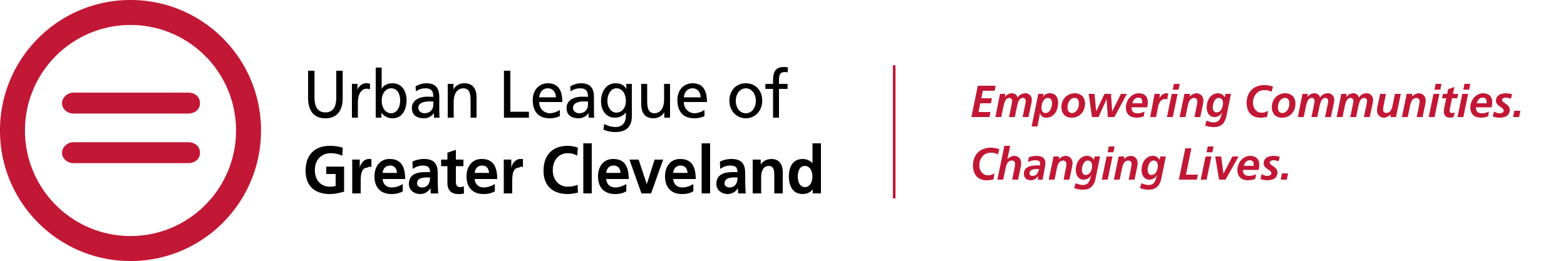 Urban League of Greater Cleveland logo