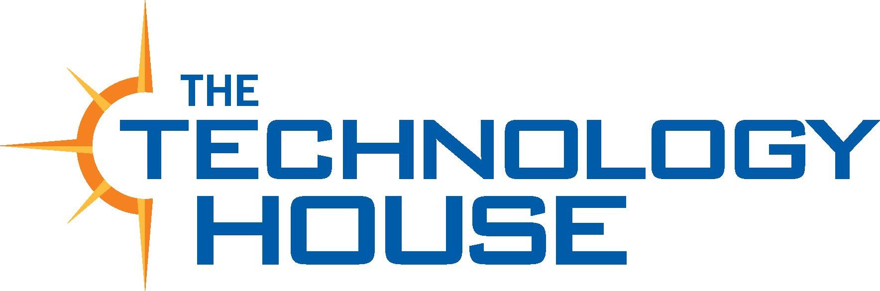 the technology house logo
