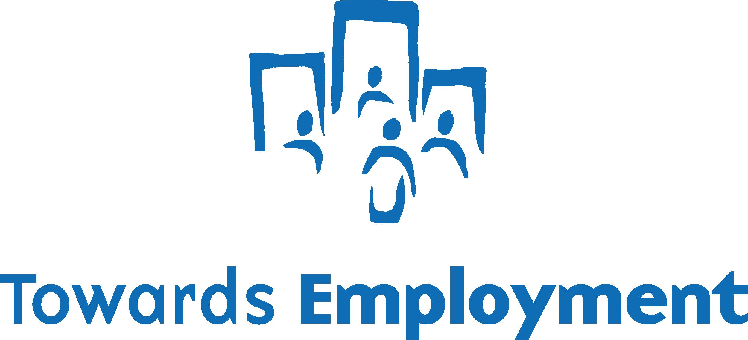 towards employment logo