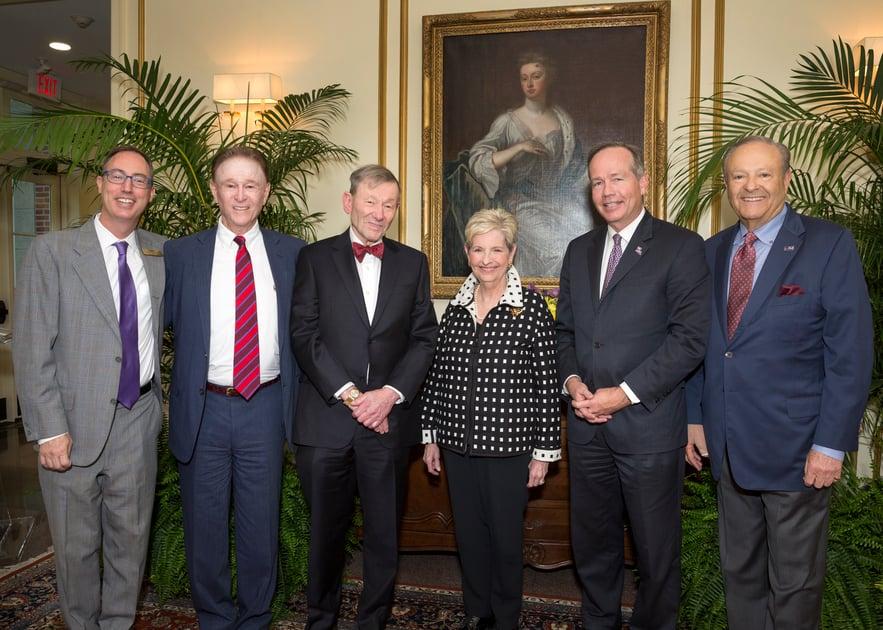 Best and Brightest: Hans and Donna Sternberg Establish Largest Endowed Scholarship in Ogden Honors College History