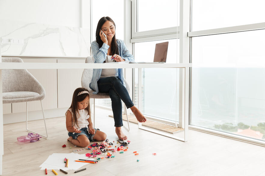 Requiring Childcare for Employees Working from Home