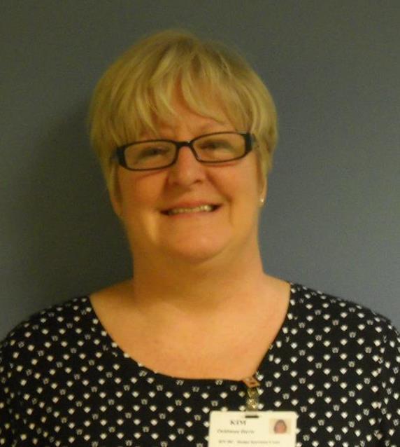 Staff Spotlight: Kim Oehlman-Davis R.N.